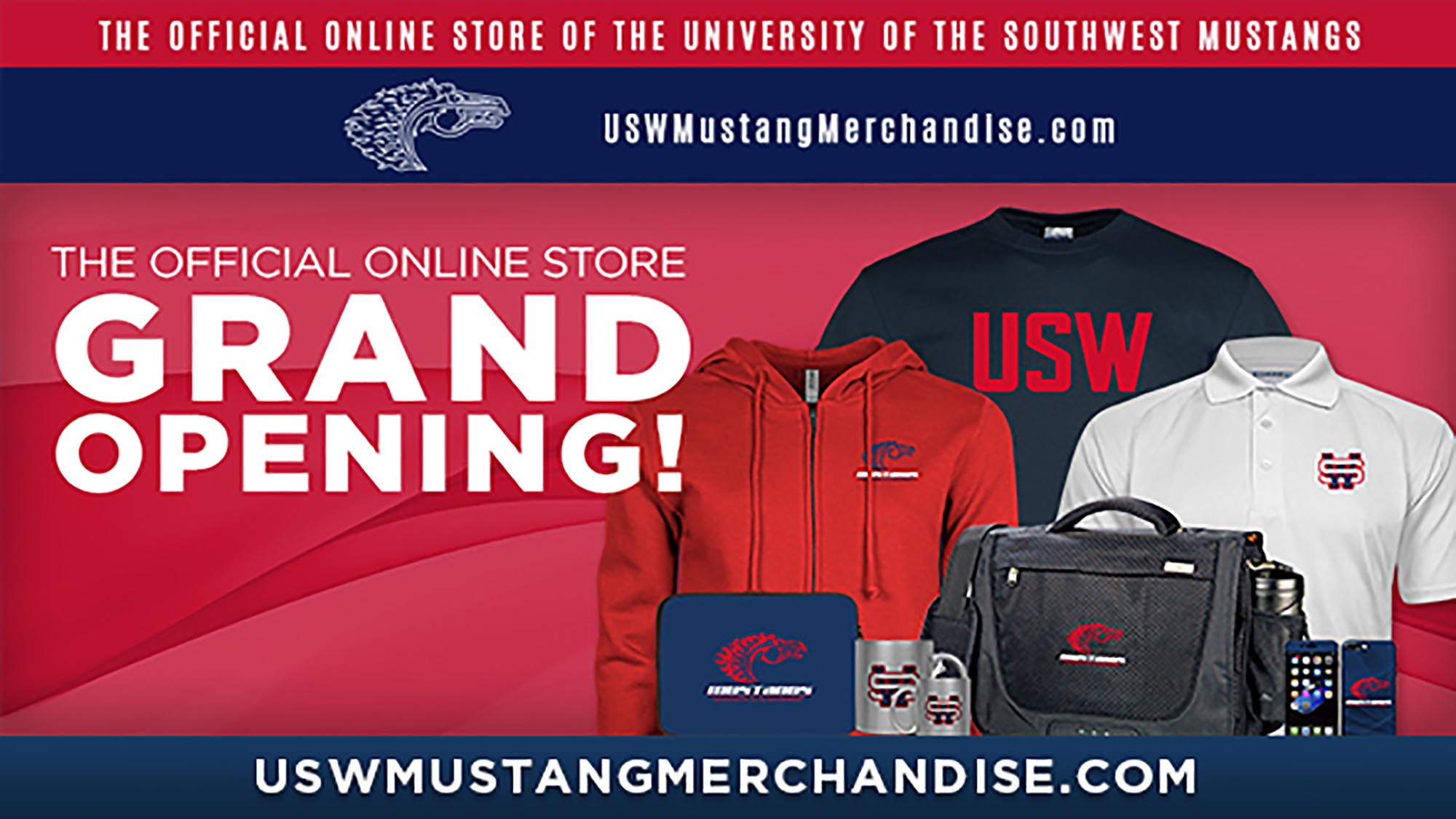 9733f8aac USW Athletics Launches Online Store